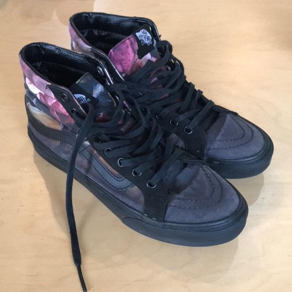 Vans Shoes | Vans Old Skool Black